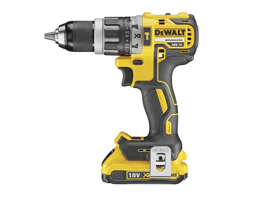 Perceuse à percussion sans fil DeWALT DCD796D2