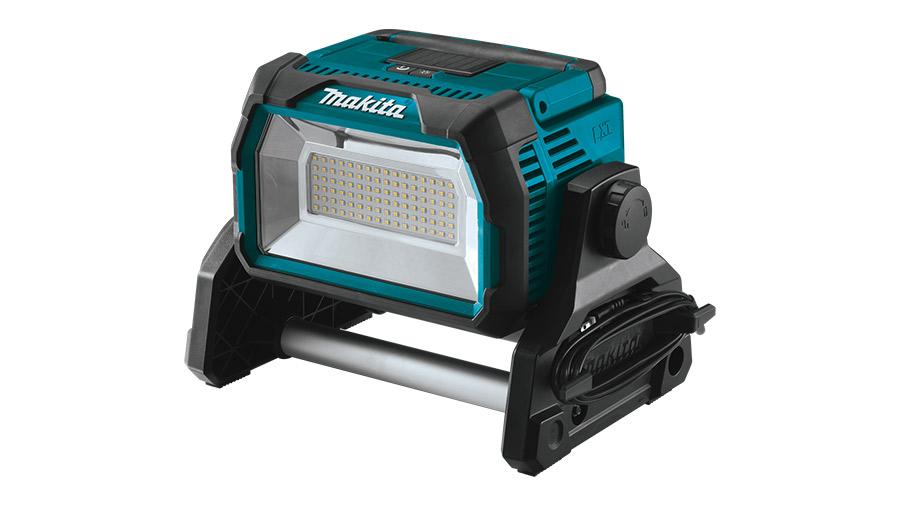 Eclairage LED professionnel sans fil Makita DML809