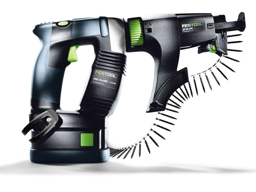 visseuse plaquiste festool dwc 18-2500 5,2 li-plus