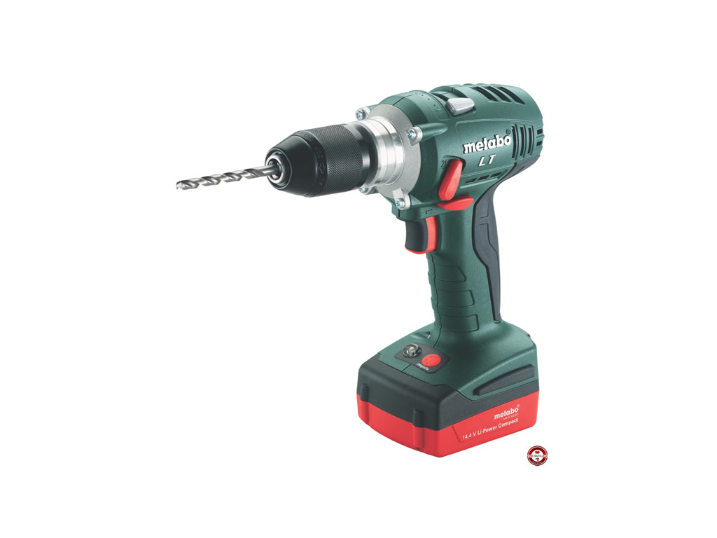 Perceuse-visseuse sans fil BS14.4LT Compact Metabo