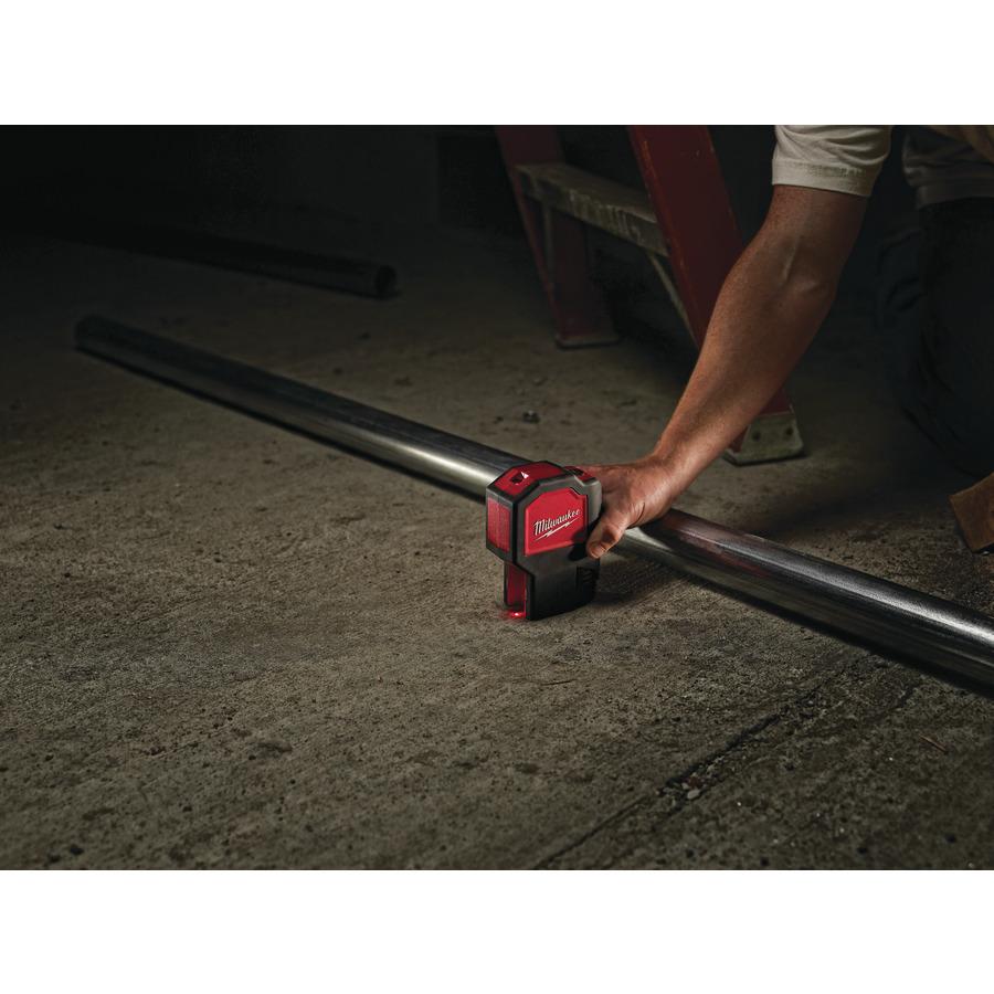 Test avis et prix laser fil milwaukee c12 bl2 0 zone for Fil a plomb laser stanley