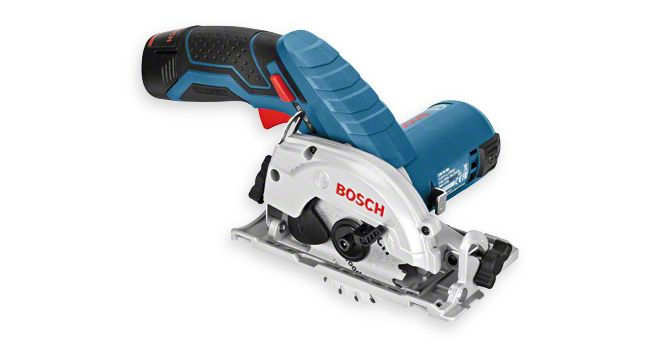 Scie circulaire sans fil GKS 10,8 V-LI Bosch professional