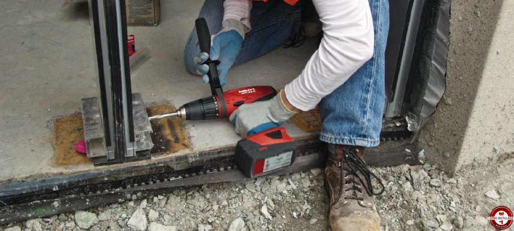 Perceuse-visseuse à percussion SFH 22-A HILTI