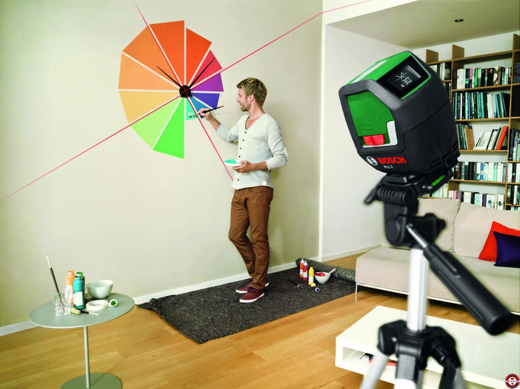 test avis et prix laser lignes bosch pll 2 zone outillage. Black Bedroom Furniture Sets. Home Design Ideas