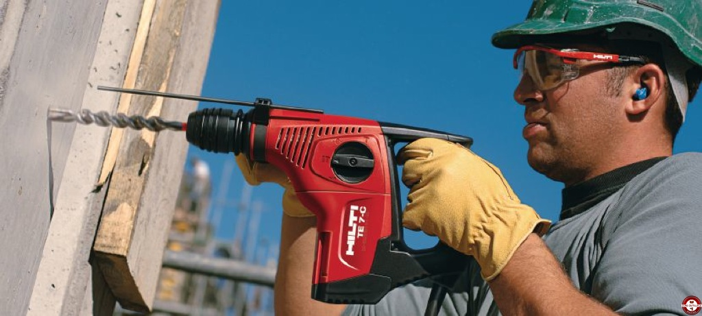 Perforateur TE 7-C HILTI