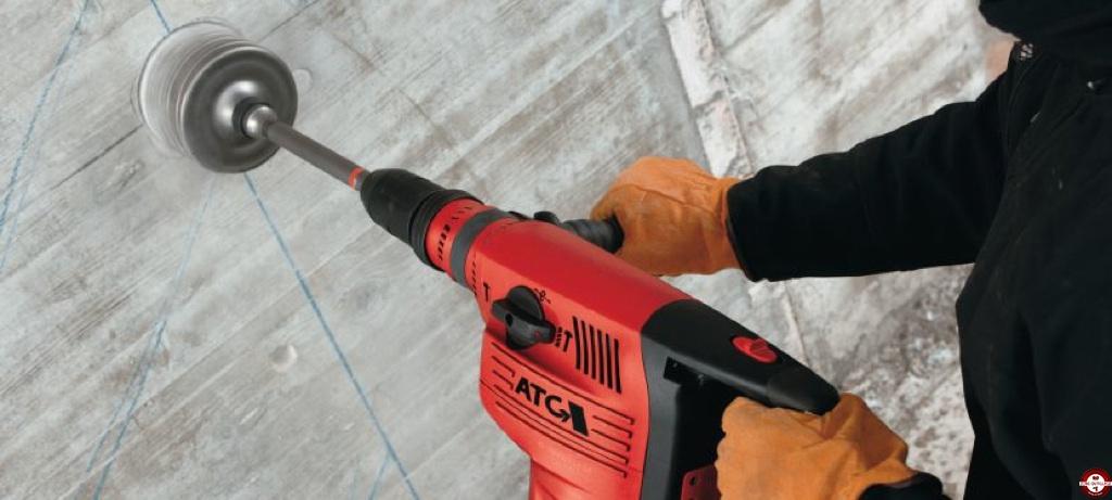 Test et avis perforateur filaire hilti te 70 atc zone outillage - Perforateur hilti prix ...