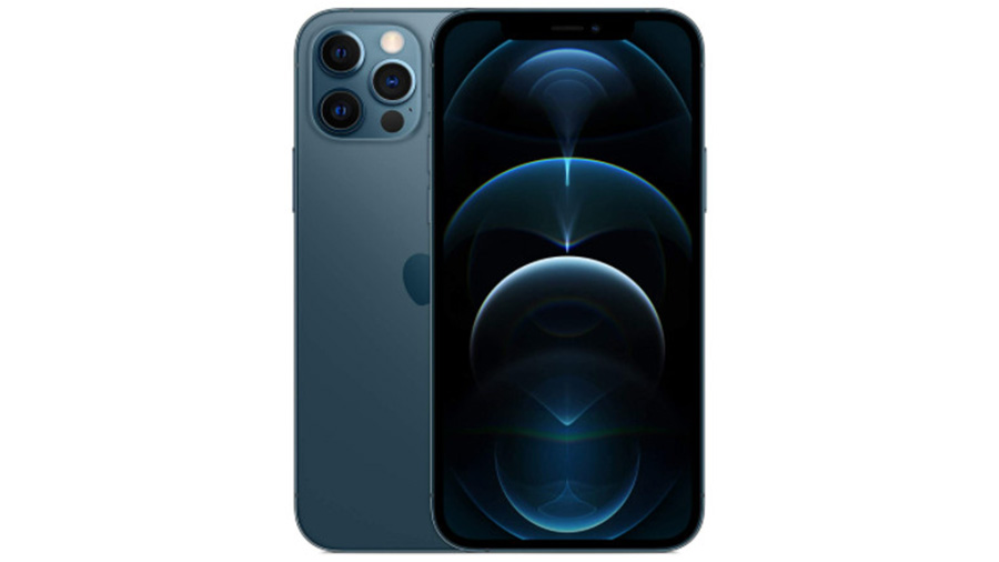 Iphone 12 pro 256 Go GO bleu pacifique Apple