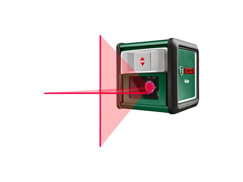 Laser lignes Bosch Quigo 3