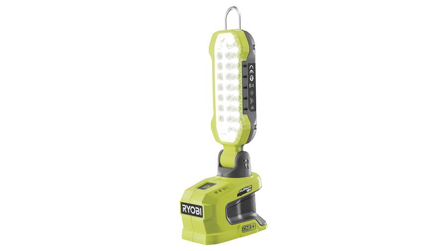 Lampe baladeuse 18 V sans fil Ryobi R18ALP-0