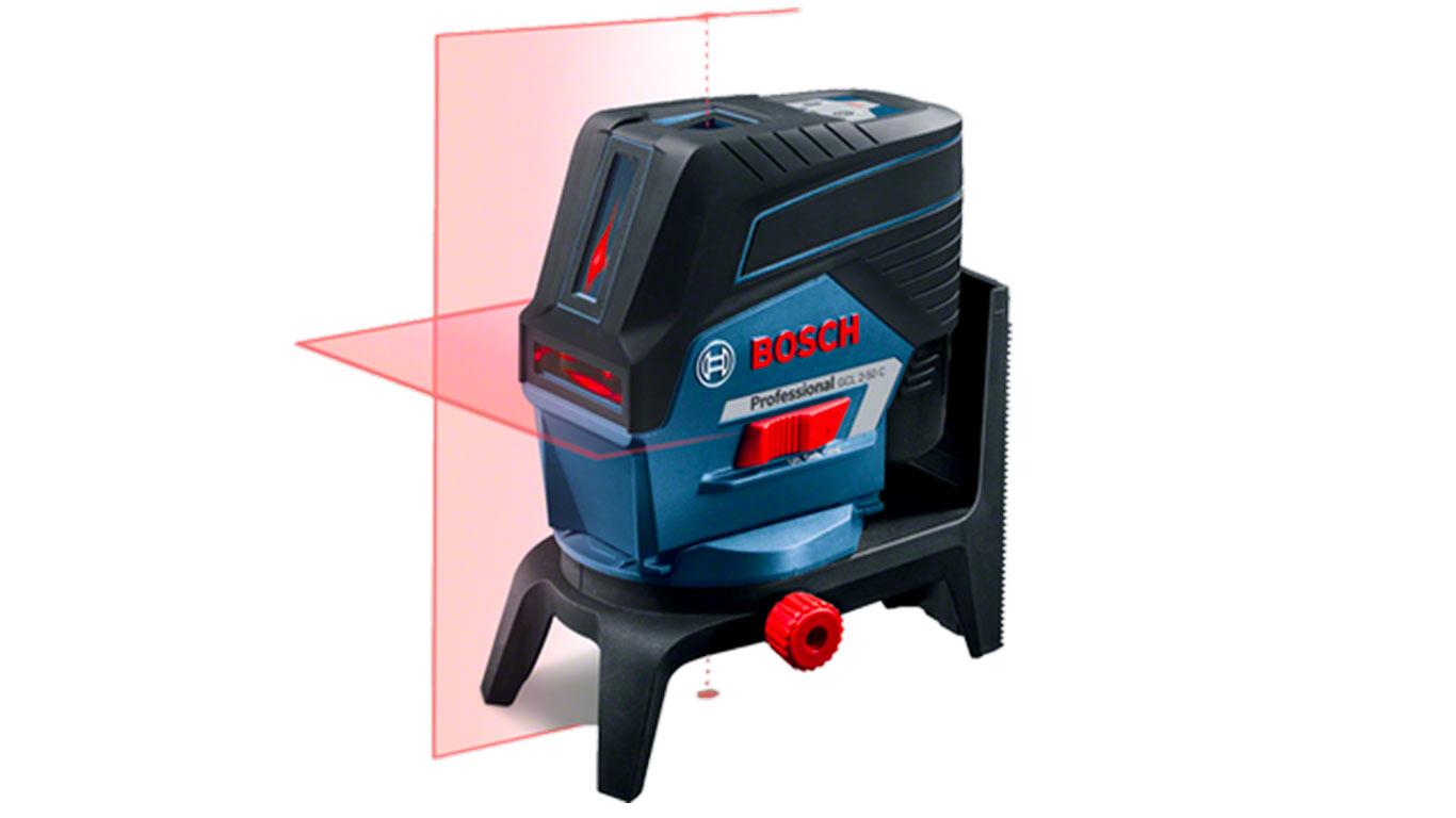 Test et avis Laser lignes Bosch GCL 2-50 C Professional prix pas cher