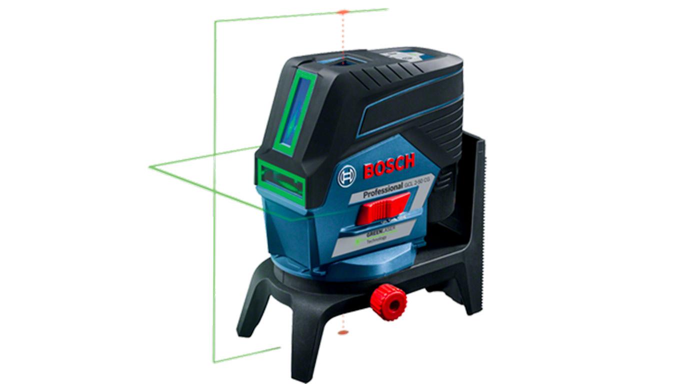 test, avis et prix : laser lignes bosch gcl 2-50 cg professional