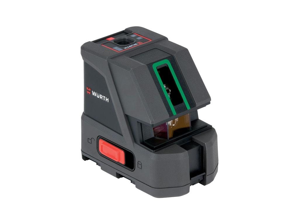 test, avis et prix : laser croix würth clg-15 | zone outillage
