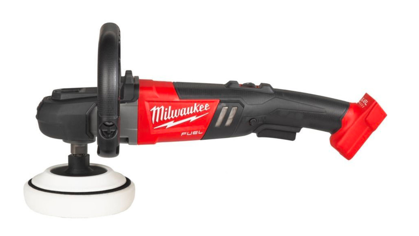 Polisseuse sans fil Milwaukee M18 FAP180-0X