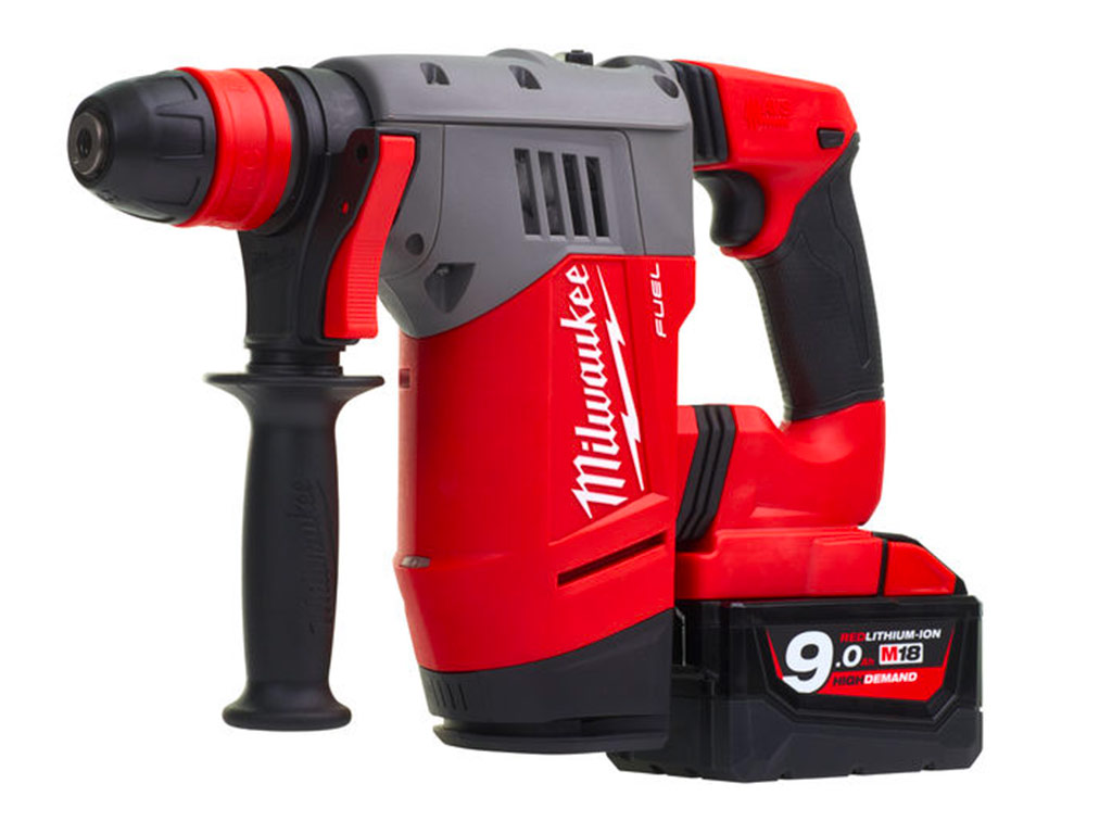 Perforateur Milwaukee M18 CHPX Brushless 18V