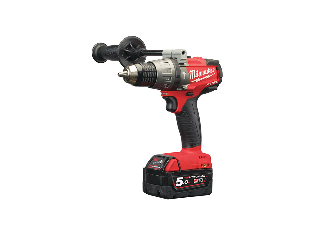 Perceuse visseuse à percussion sans fil Milwaukee M18 FPD-502X Brushless Fuel