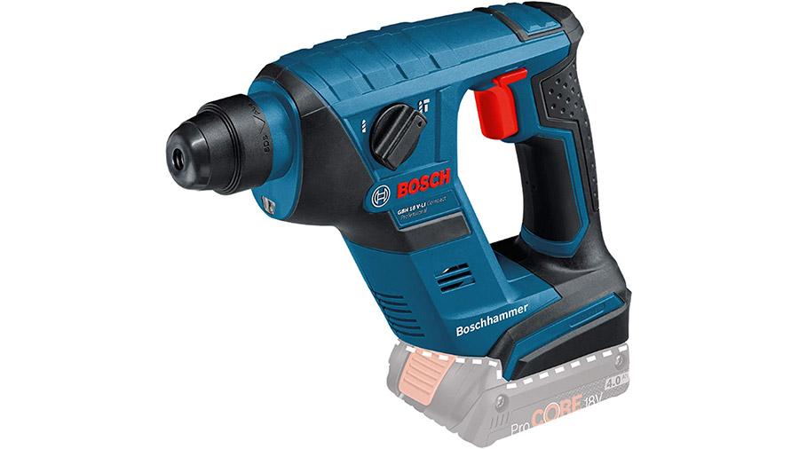 Perforateur sans fil SDS-Plus 18 V Bosch Professional GBH 18V-LI Compact