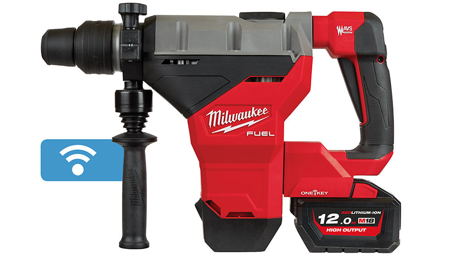 Test complet : Perforateur sans fil SDS-MAX Milwaukee M18 FUEL FHM-121C