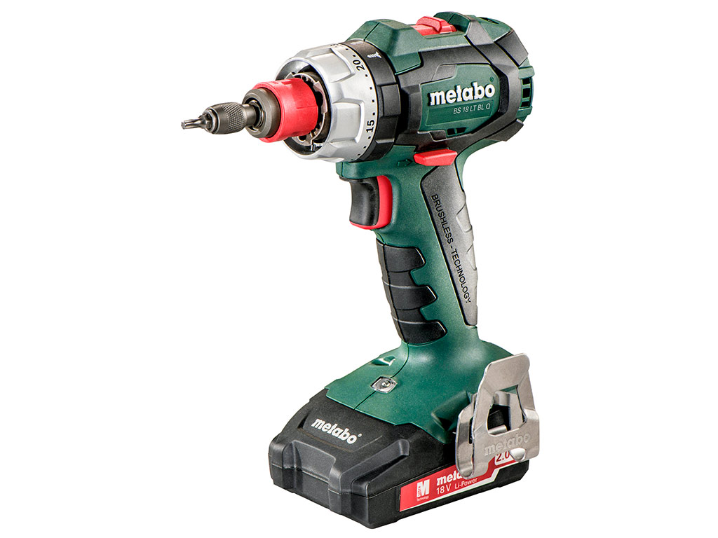 Perceuse-visseuse sans-fil Metabo BS 18 LT BL Q