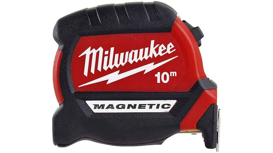 Test complet : Mètre ruban Milwaukee Magnetic 10 m 4932464601