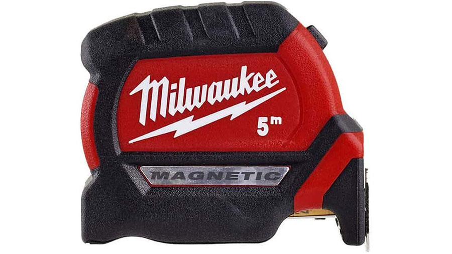 Test complet : Mètre ruban Milwaukee Magnetic 5 m 4932464599