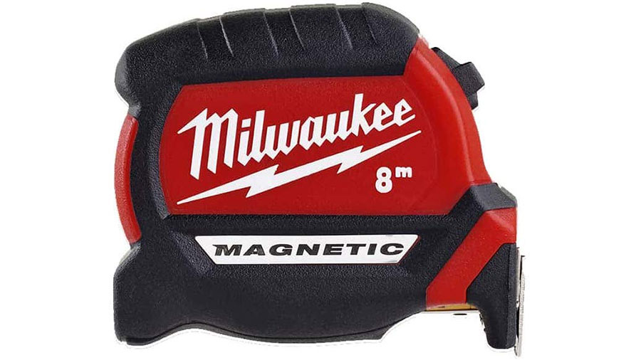 Test complet : Mètre ruban Milwaukee Magnetic 8 m 4932464600