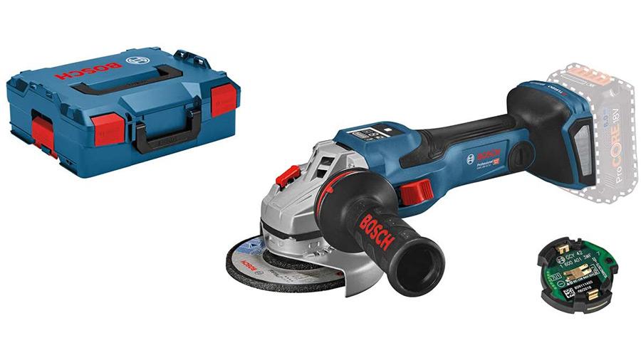 Meuleuse angulaire sans fil 125 mm 18V Bosch Professional GWS 18V-15 SC