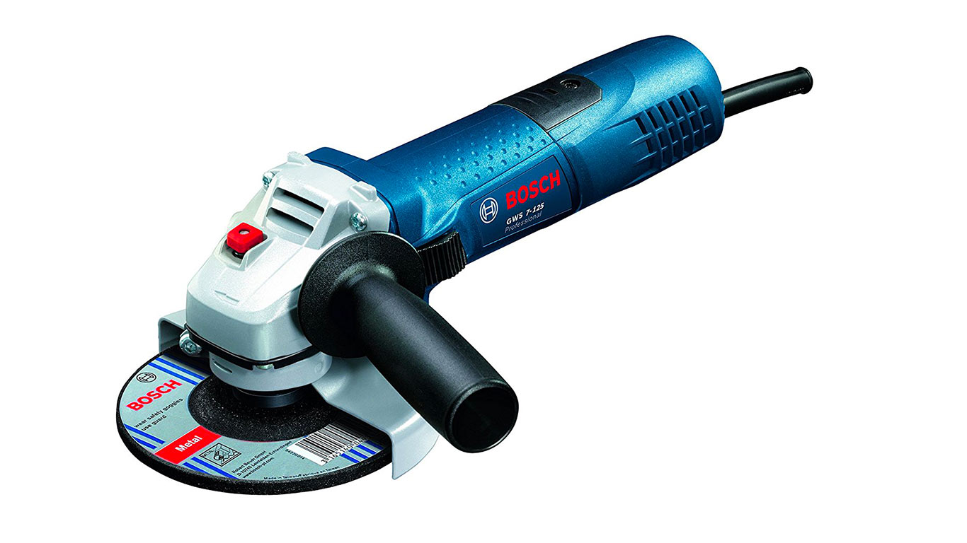 Meuleuse filaire Bosch 125 mm GWS 7-125 Professional