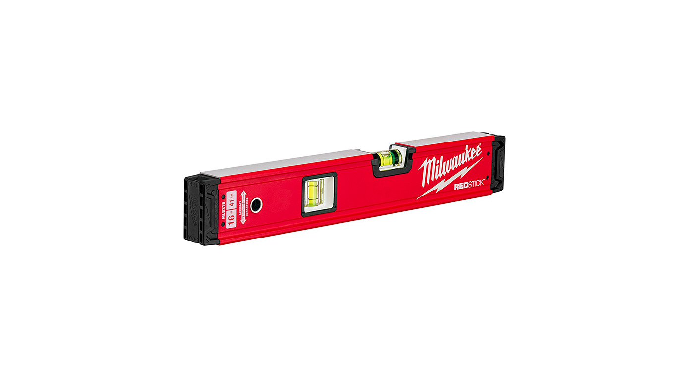 Milwaukee 4932459060 40 cm Redstick Backbone niveau à bulle pas cher