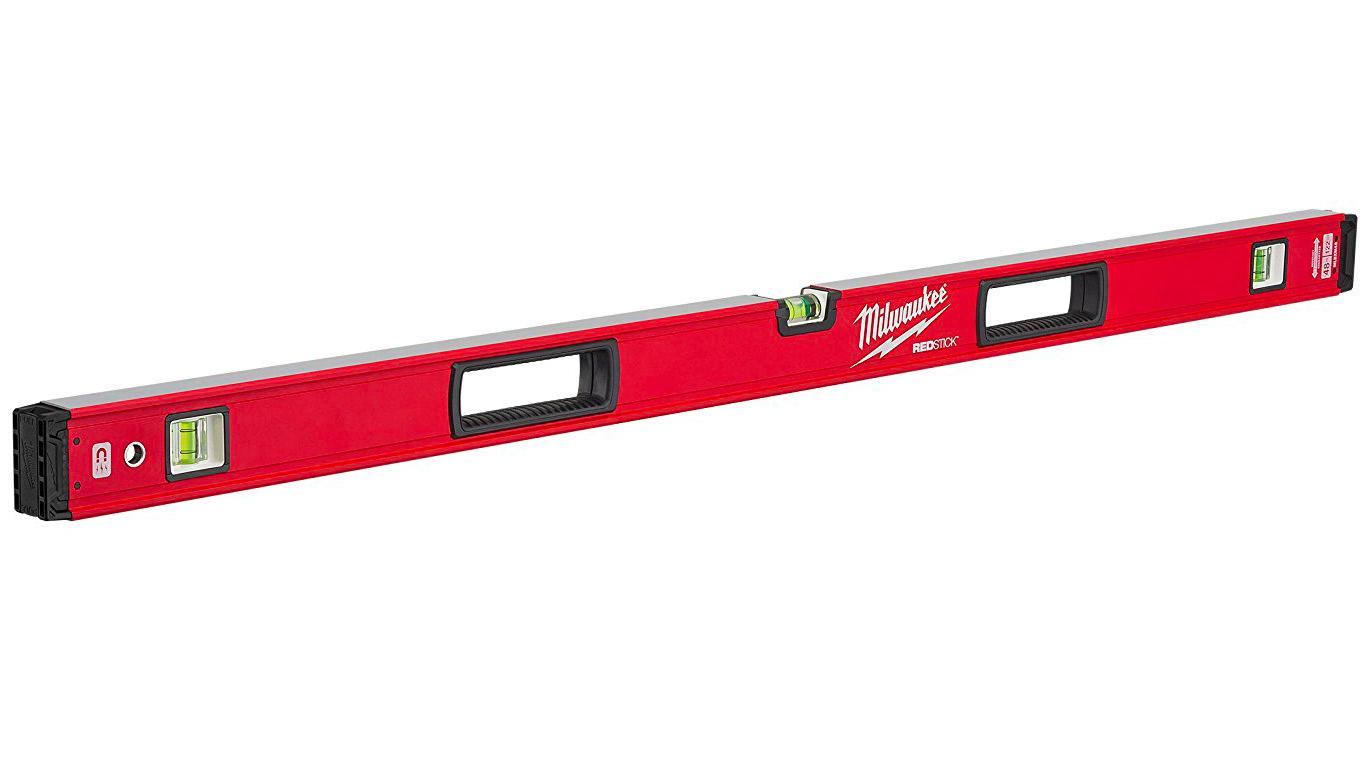 Milwaukee 4932459069 120 cm Redstick Backbone Niveau magnétique