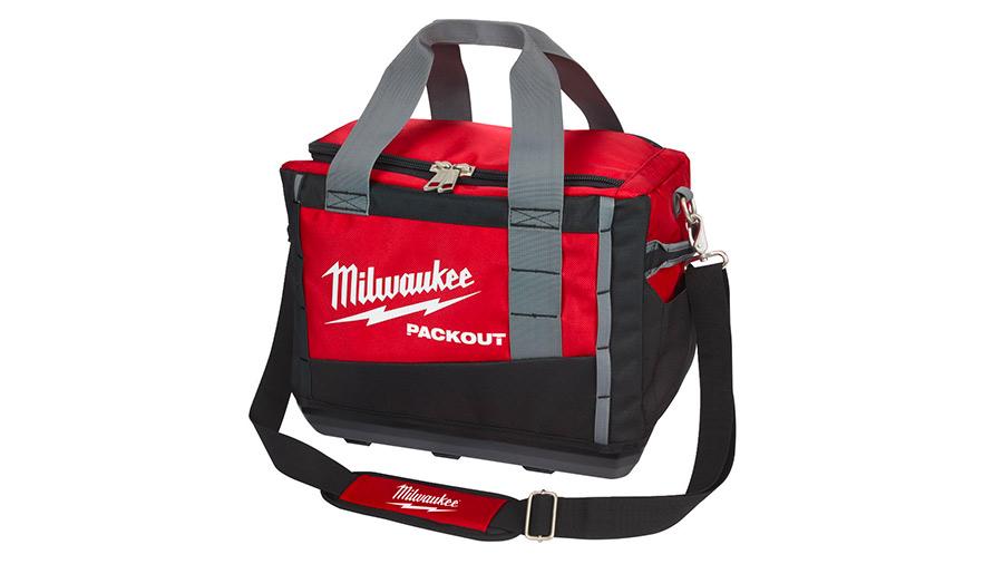 Test complet : Sac de transport Milwaukee 38 cm PACKOUT