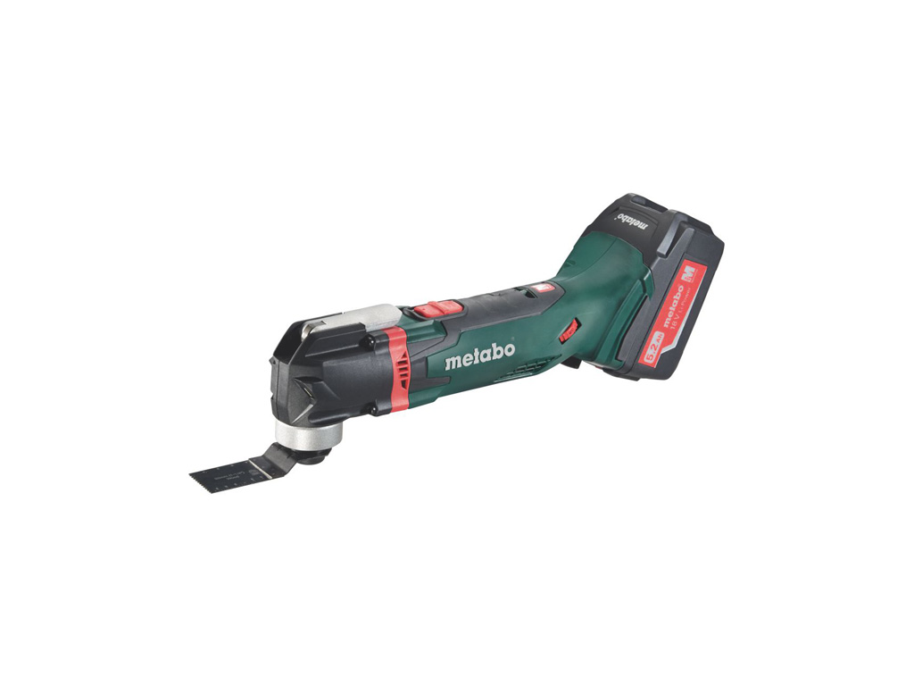 test avis et prix outil multifonctions metabo multitool mt 18 ltx zone outillage. Black Bedroom Furniture Sets. Home Design Ideas