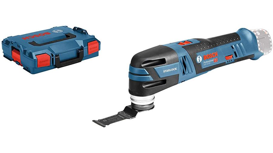 Outil multifonctions sans fil Bosch GOP 12V-28 Professional 06018B5002