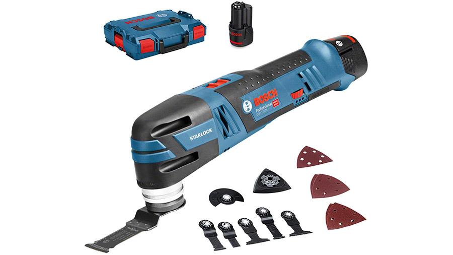 Outil multifonctions sans fil Bosch GOP 12V-28 Professional 06018B5006