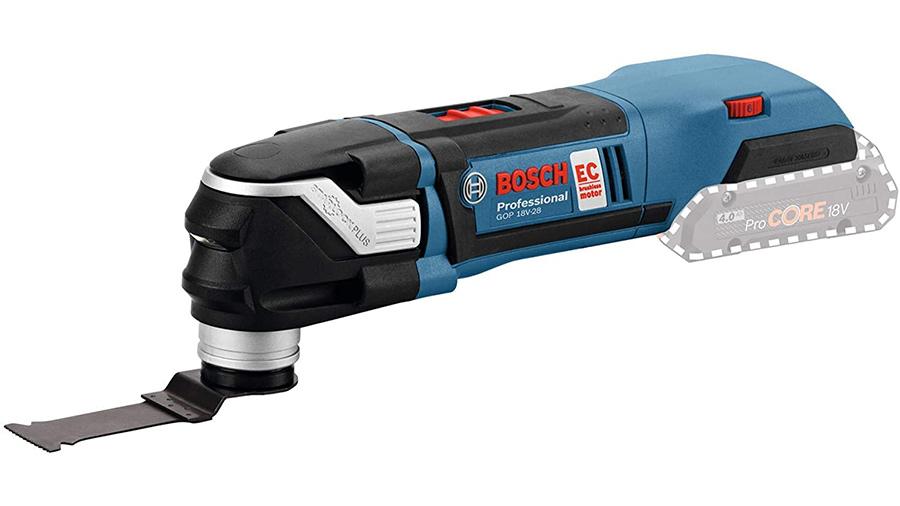 Outil multifonctions sans fil Bosch GOP 18V-28 Professional 06018B6002