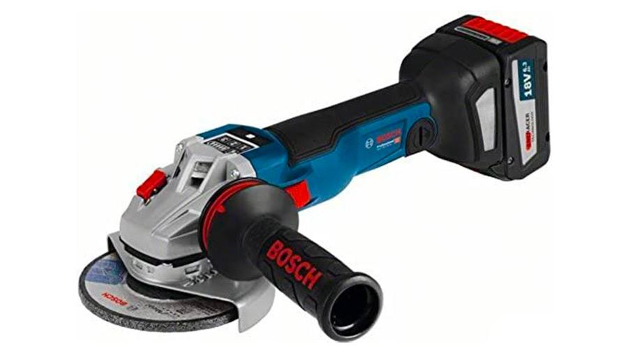 Meuleuse angulaire sans fil 125 mm 18V Bosch Professional GWS 18V-125 SC 06019G3401