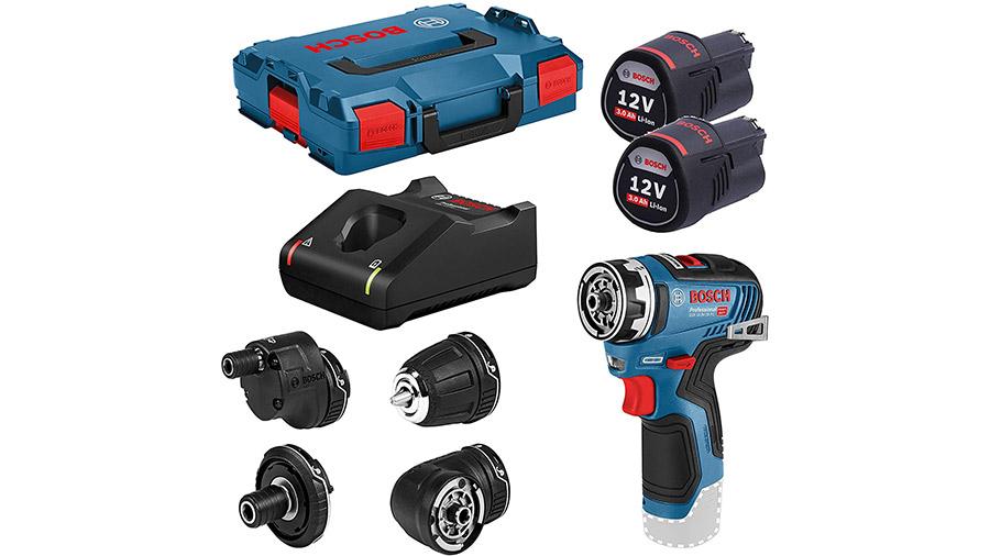 Perceuse-visseuse 12 V sans fil Bosch Professional GSR 12V-35 FC 06019H3000