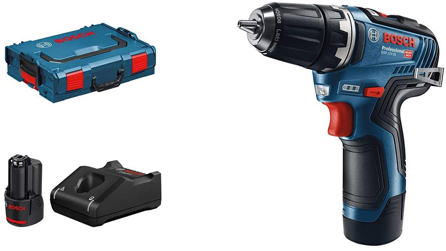 Perceuse-visseuse 12 V sans fil Bosch Professional GSR 12V-35 06019H8002