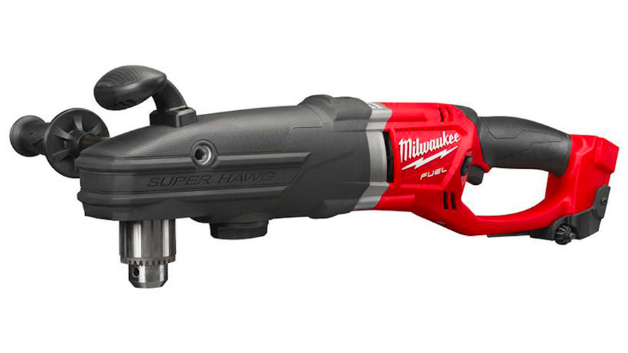 Test complet : Perceuse d'angle sans fil Milwaukee M18 FRAD-0