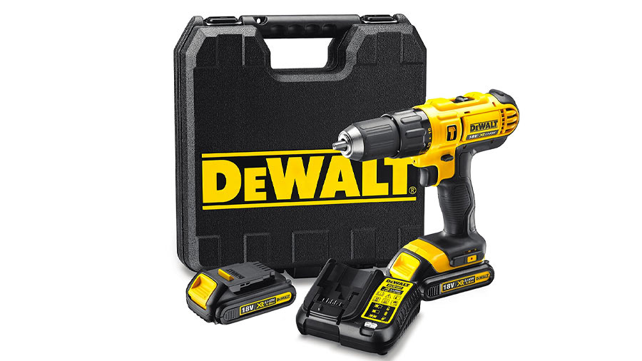 Perceuse à percussion sans fil DCD776C2-QW Dewalt