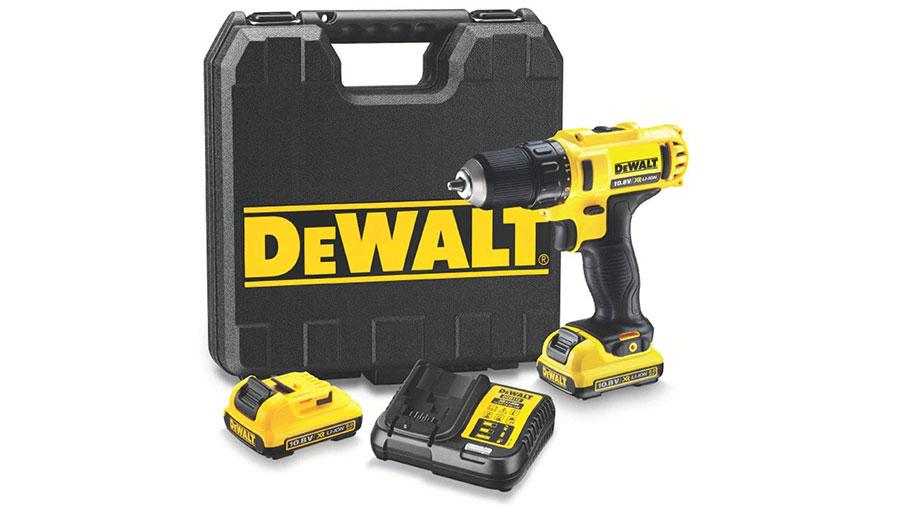 Perceuse-visseuse sans fil DCD710C2-QW DEWALT