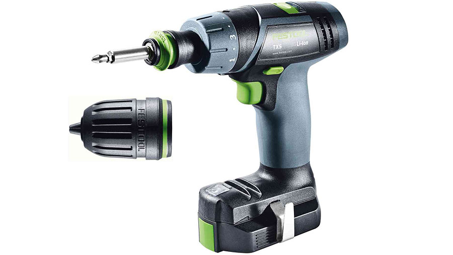 Perceuse-visseuse sans fil TXS Li 2,6-Plus Festool