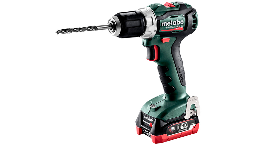 Test complet : Perceuse-visseuse sans fil Metabo PowerMaxx BS 12 BL LiHD 601038800