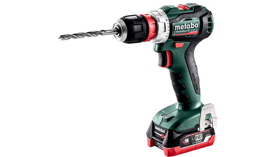 Test complet : Perceuse-visseuse sans fil Metabo PowerMaxx BS 12 BL Q LiHD 601039800
