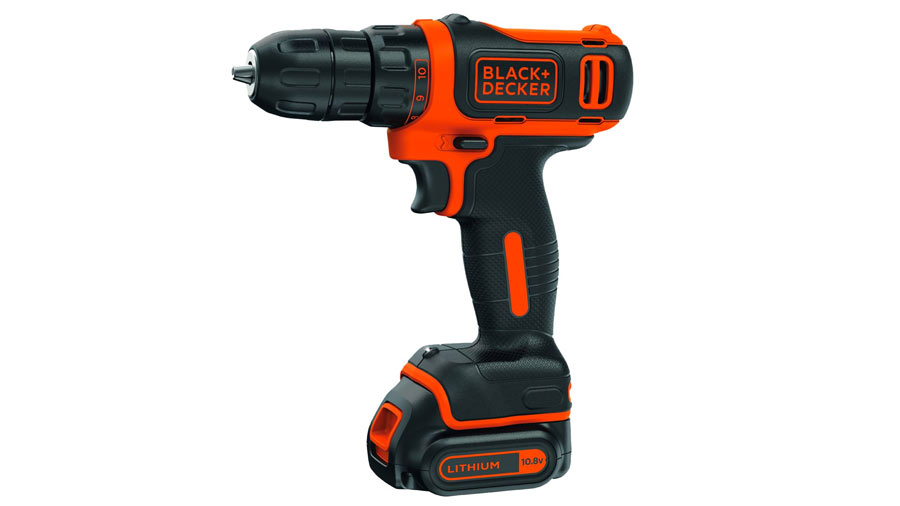 Perceuse visseuse sans fil BDCDD12B-QW Black Decker