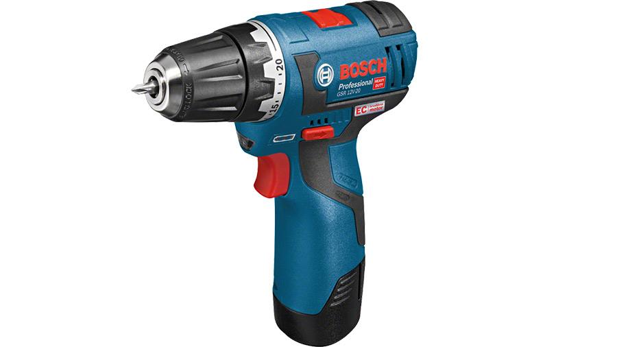 Perceuse-visseuse sans fil GSR 12V-20 Professional Bosch