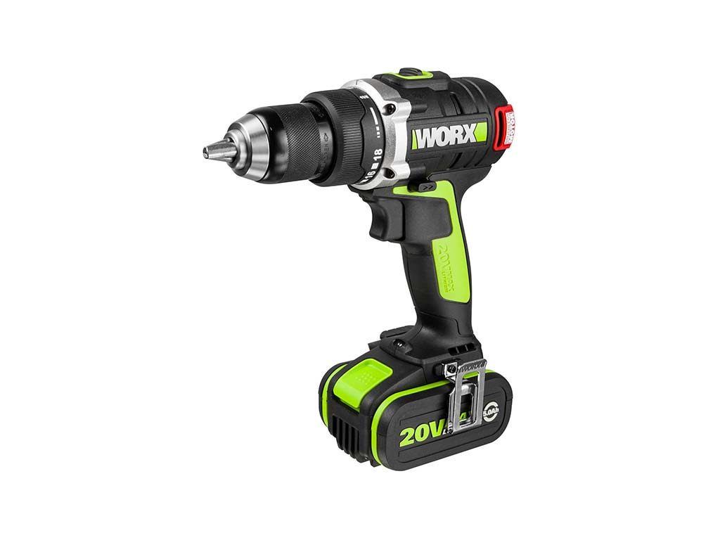 Perceuse visseuse WORX brushless WU175