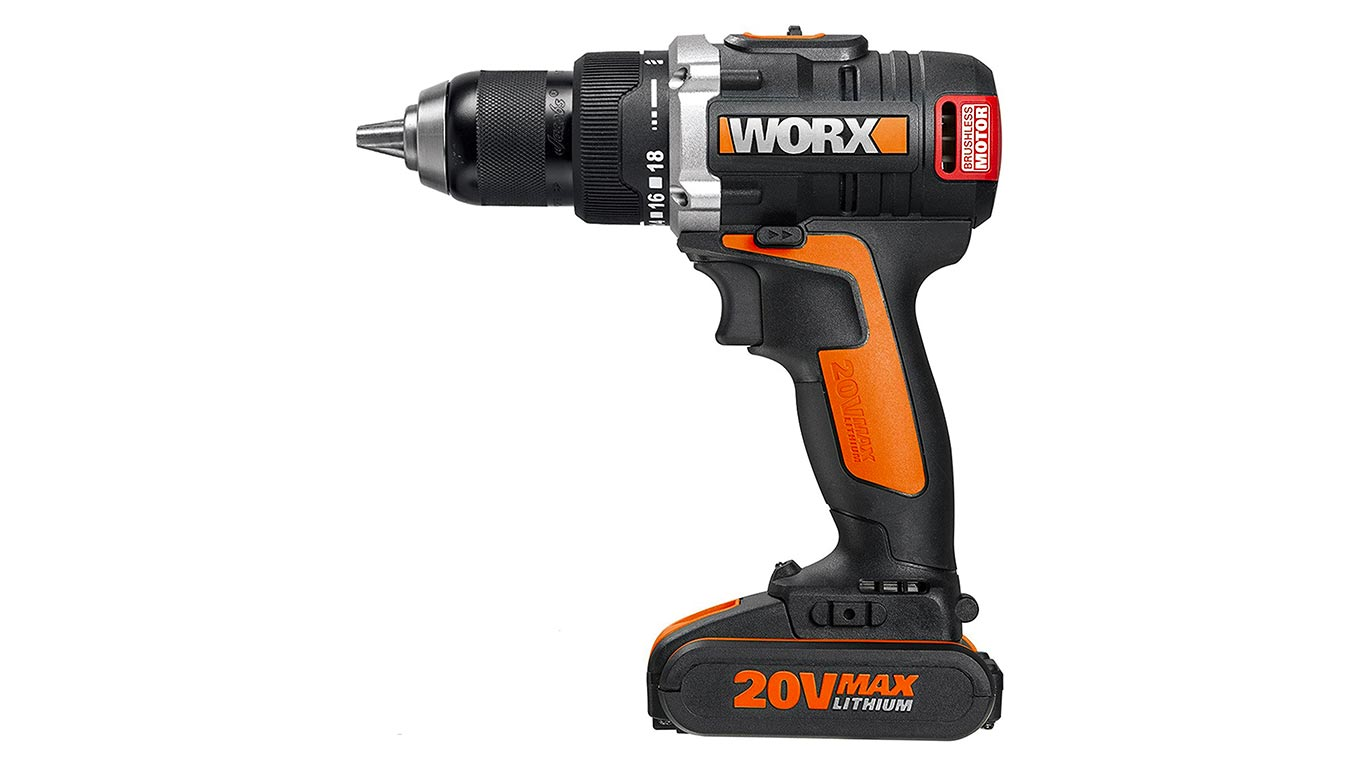 Perceuse visseuse WORX brushless WX175