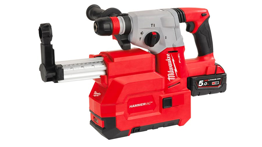Perforateur M18 CHXDE brushless Milwaukee