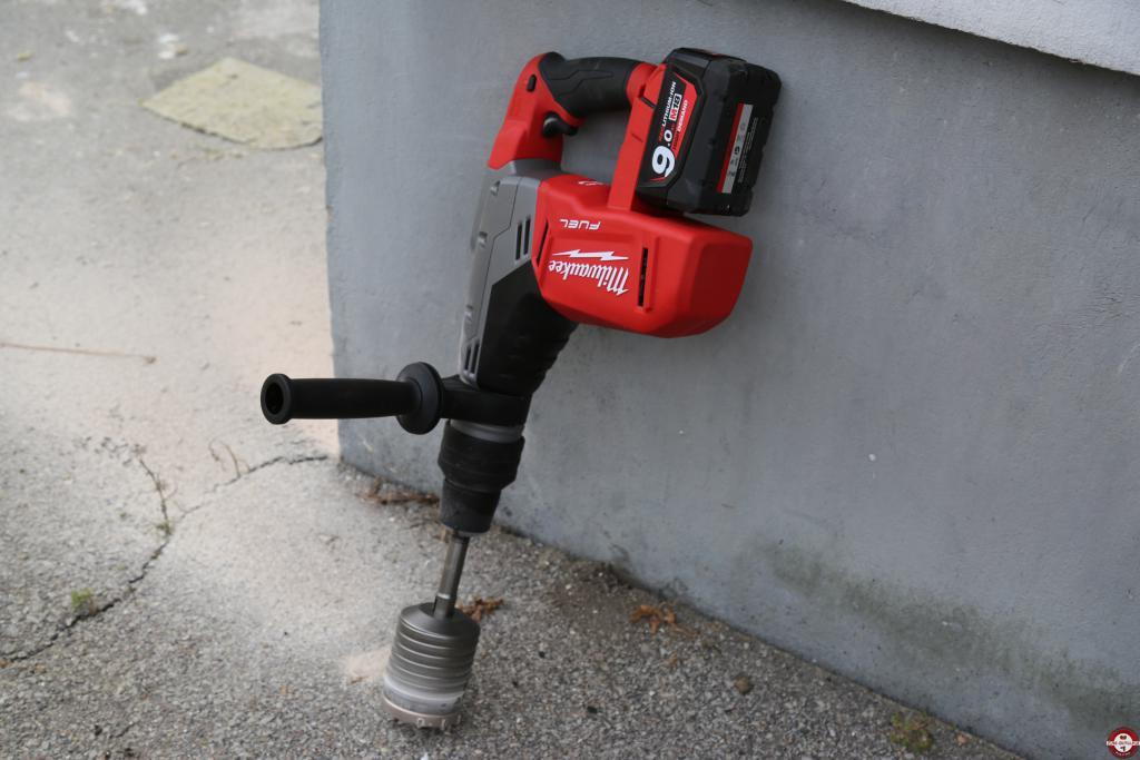 avis et prix Perforateur burineur sans fil sds max M18 CHM Milwaukee