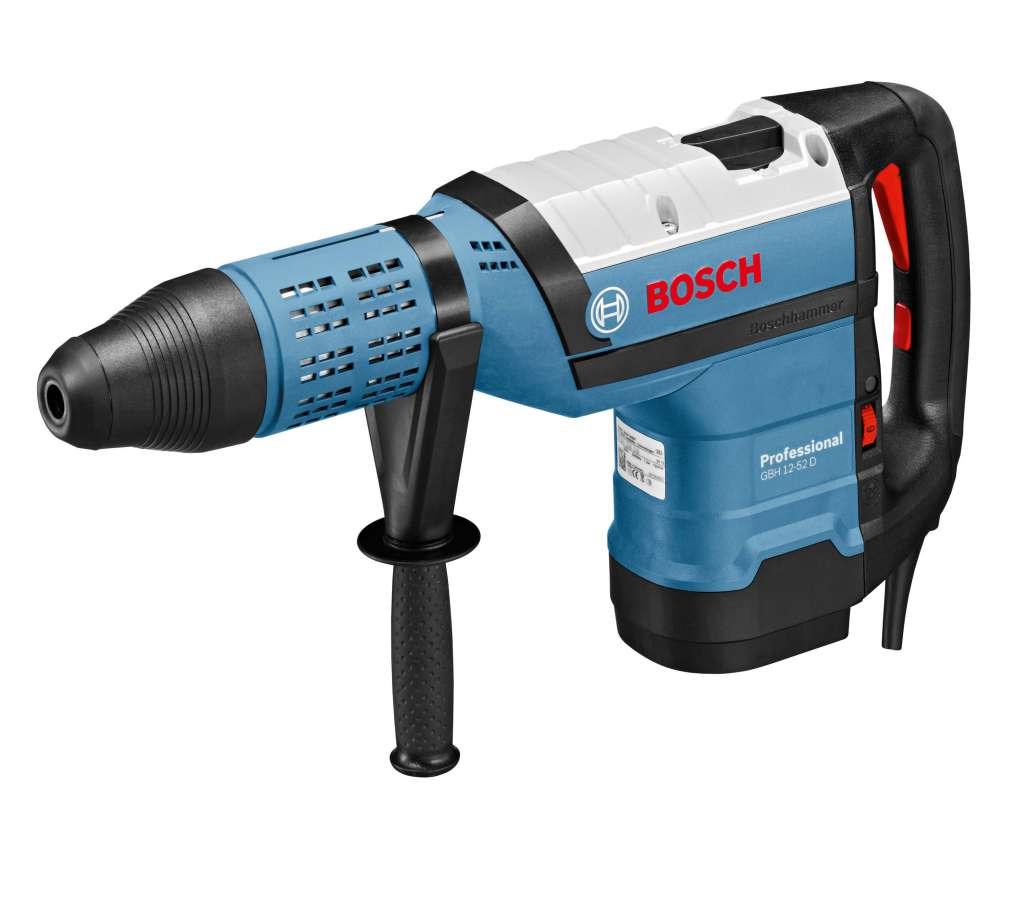 Test avis et prix perforateur filaire bosch gbh 12 52 d professional zone outillage - Prix d un perforateur ...